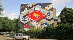 Street Art: Utrecht - Netherlands Joost Moorman