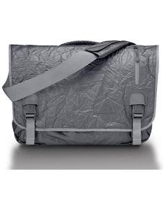 Incase Alloy Messenger Bag in Steel