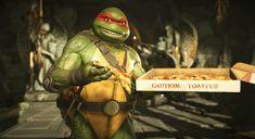 Novo trailer de Injustice 2 mostra as Tartarugas Ninja em ação