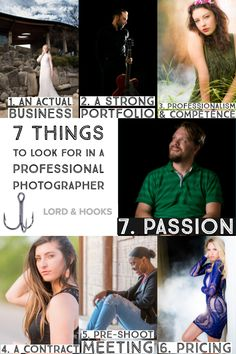 7 things to look for in a GOOD professional photographer :: Lord & Hooks