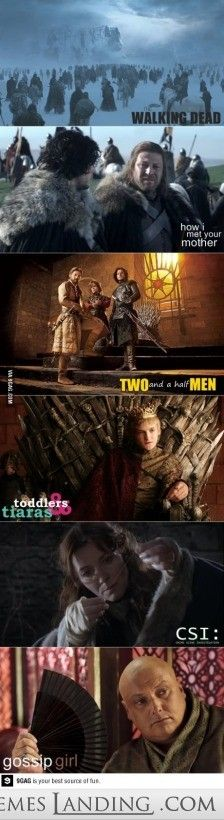 Game of Thrones Photos and Funny Pics - Memes Landing