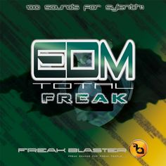 'EDM Total Freak for Sylenth1' brings you 100 superb presets for Sylenth including modern and heavy basses, fat and complex leads, gorgeous plucks, deeply moving pads, warm and melodic arpeggiators, artificial SFX and punchy drum sounds.