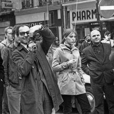 May 7, 1968. Godard and Anne Wiazemsky