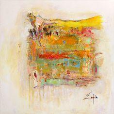 Taking On The Horizon by Sophia Fine