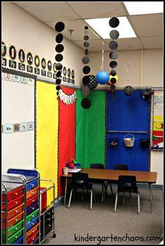 Kindergarten Classro