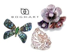Bogh-art--incredible quality, whimsical and utterly refreshing. This is the kind of jewelry that makes me what to be better and better!