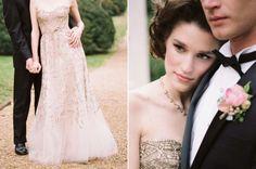 gold wedding dress   Tumblr