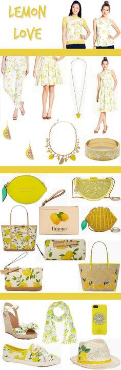 Kate Spade & Lemons  