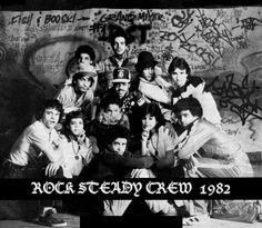 Rock Steady Crew 1982