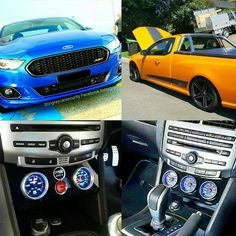 Ford Falcon, Gauges, Bmw, Instagram Posts, Ears Piercing, Plugs