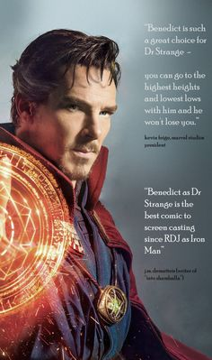 Exactly, tho I have to say Benedict's act as Strange is more capturing and more fitting than any other Marvel heroes movies universe. Sherlock Bbc, Benedict Cumberbatch Sherlock, Dc Movies, Marvel Movies, Marvel Dc Comics, Marvel Heroes, Martin Freeman, Divas, Marvel Cinematic Universe