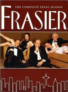 "'Frasier'Not only did ""Frasier"" reap the most Emmys (37) of any series ever, but during its 11-season run won Best Comedy Series a record five times."