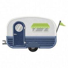 Caravan Applique
