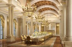 Williams + Paddon Architects + Planners, Inc. - The Grand Banquet Hall