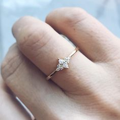 Marquise diamond Ring from Tippy Taste now at Simple classic beauty. Marquise diamond Ring from Tippy Taste now atclassic beauty. Marquise diamond Ring from Tippy Taste now at Simple classic beauty. Marquise diamond Ring from Tippy Taste now at Wedding Rings Simple, Wedding Rings Solitaire, Bridal Rings, Vintage Engagement Rings, Unique Rings, Beautiful Rings, Diamond Engagement Rings, Simple Rings, Marquise Engagement Rings
