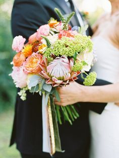 Prettiest bouquets ever. #peony, #ranunculus  Photography: Ryan Ray Photography - ryanrayphoto.com Event Coordination: Kristin Mullen - eventsbykristin.net/ Floral Design: Stems of Dallas - stemsofdallas.com/  View entire slideshow: Peony Bouquets on http://www.stylemepretty.com/collection/572/