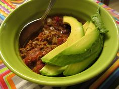 Bison Chili at Surviving the Food Allergy Apocalypse