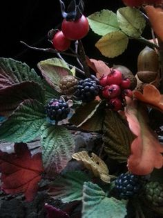Christine Craig: Sugar Woodland Autumn.