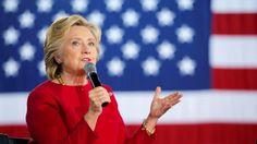Hillary Clinton gets a rare poll lift over Donald Trump - Stuff.co.nz