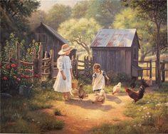 Weekend at Grandmas by Mark Keathley