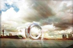 BioOrbis: Turbina Eólica em um Edifício