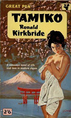 Tamiko - Ronald Kirkbridge - Pan G 374 J. Oval by uk vintage, via Flickr