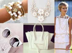 Uurija-Shopping Redefined:  #Cool It Off This #Summer With #Trendy #White #Accessories