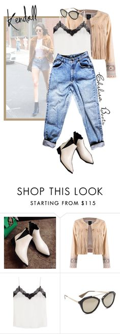 """""""Easy pickings"""" by missdee-93 ❤ liked on Polyvore featuring Lea Lov, The Kooples and Prada"""