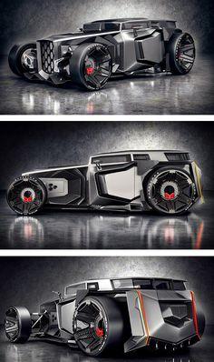 Lamborghini Rat Rod ...