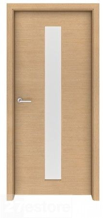 Light Oak Glass Interior Doors Greenwich are the best choice for a family room, or to separate a living space from a foyer or a dining room from a kitchen. #interior #lightoak #doors