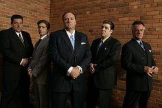 Les Soprano - une de mes séries préférées