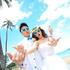 Photo Wedding:ホノルルエリア ビーチフォト ウェディング | ウェディング プレッジ ハワイ丨ハワイ挙式 ハワイウェディング 教会挙式の手配