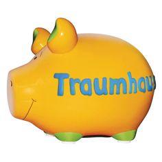 Sparschwein Traumhaus - KCG #piggy #piggybanks #coin  #banks #money #boxes