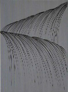 "Tom Orr: ""Waterfall l"", 2008.  Etching, edition of 20.  Image size: 31 ½""  x 23"", sheet size: 37 ½"" x 29"".  Published by Manneken Press."