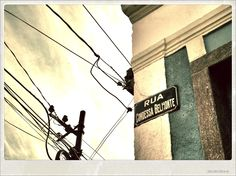 544 - Rua Condessa Belmonte #umafotopordia #picoftheday #brasil #brazil #n8 #snapseed #pixlromatic+