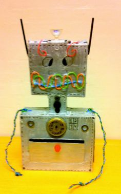 Scrap Robot