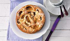 Versunkener Mini-Pflaumenkuchen Rezept: Leckere Pflaumen in einem saftigen Rührteig als Mini-Kuchen - Eins von 7.000 leckeren, gelingsicheren Rezepten von Dr. Oetker!