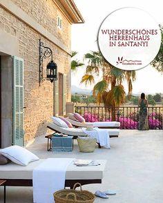 Cal Reiet Holistic Retreat - Mallorca: Beautiful mansion in Santanyi. Wunderschönes Herrenhaus in Santanyi.