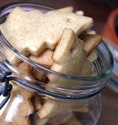 Biscotti, Peanut Butter, Pasta, Cookies, Recipes, Food, Crack Crackers, Meal, Eten