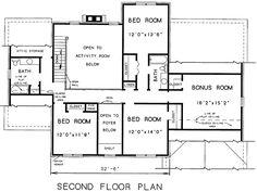 House Plan ID: chp-18550 - COOLhouseplans.com