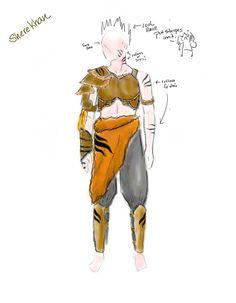 Shere Khan costume by icedragonchilde on deviantART