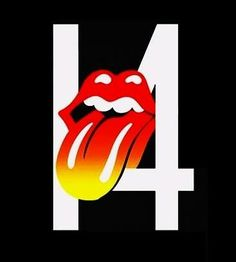 14 on fire Rolling Stones