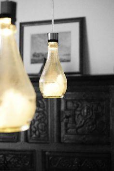 licht leuchten light wohnen lampen glas design alu led