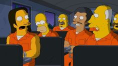 so cool ! oj yeah  #thesimpsons #thesimpsonsclips #thesimpsonsmovie #thesimpsonsfan