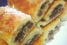 Baklava Pastry with Soda with Soda – Yummy Recipes - Rezepte Yummy Recipes, Great Recipes, Yummy Food, Turkish Recipes, Ethnic Recipes, Greek Sweets, Turkish Kitchen, Eastern Cuisine, Pastry Recipes