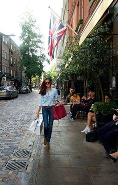 Autumn Style - The Londoner