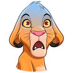 Набор стикеров для Telegram «Симба» Cute Doodle Art, Cute Doodles, Le Roi Lion 2, Disney Clipart, Telegram Stickers, Disney Pixar Cars, Cute Backgrounds, Cool Cartoons, Tigger