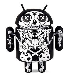 """REVEAL: """"Sangoma"""" CHASE from Colus for Android Series 6!!!"""