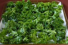 You will love this delicious and healthy kale chips recipe!