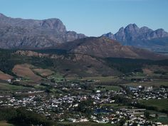 Franschhoek Cape Town, Continents, Places To Travel, Places Ive Been, South Africa, The Good Place, Beautiful Places, Explore, City